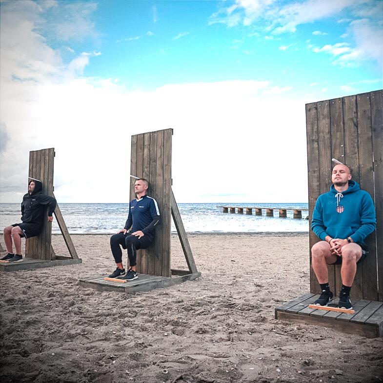 Aktivitet vid stranden