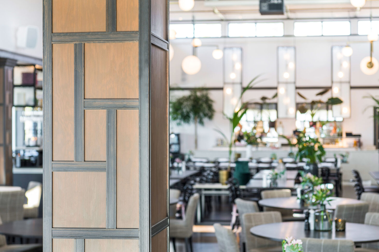 Restaurang Riviera på Hotel Riviera Strand.