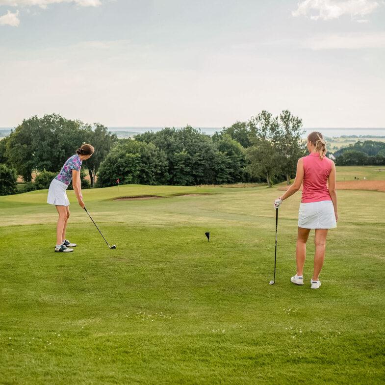 Golf på Åkagårdens golfbana