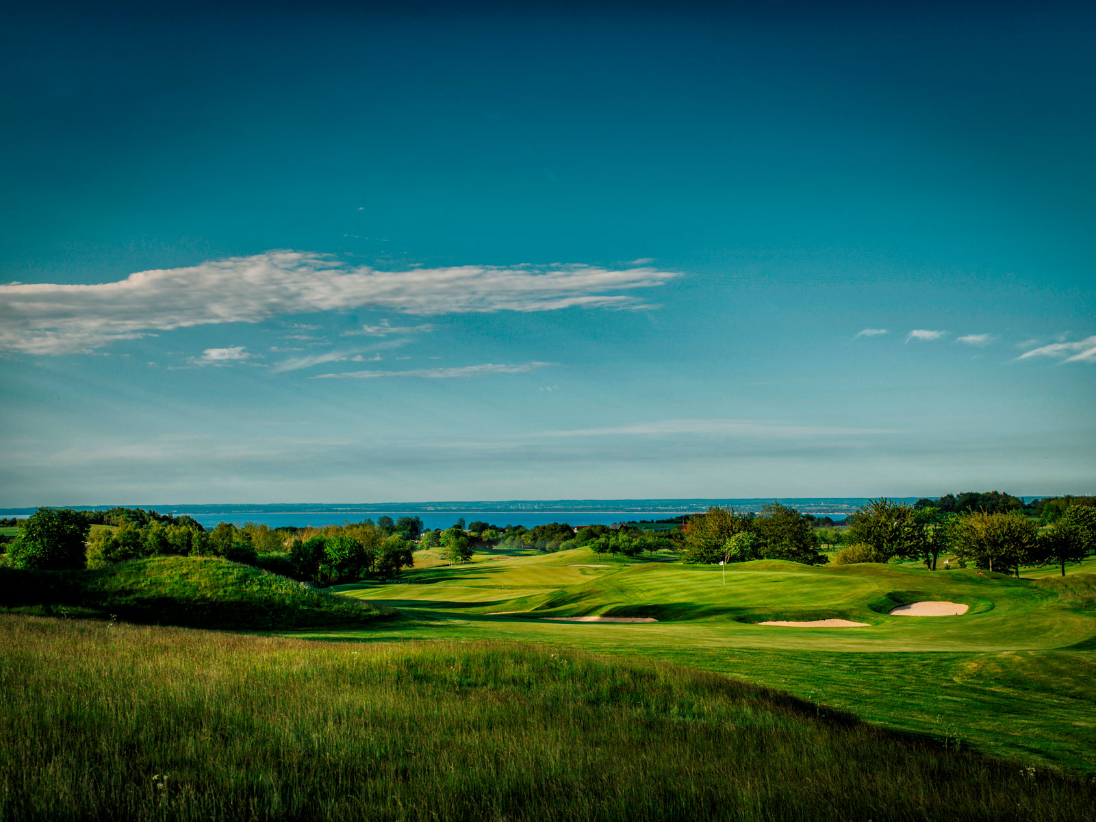 Nordens bästa golf på Bjärehalvön