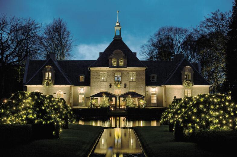 Jul på Norrviken i Båstad