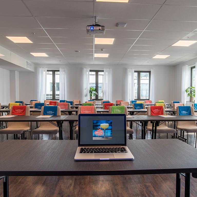 Konferenslokal Carl på Riviera Strand i Båstad