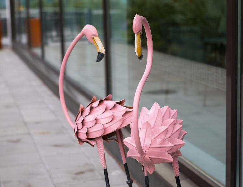 Flamingoklubben på Hotel Riviera Strand