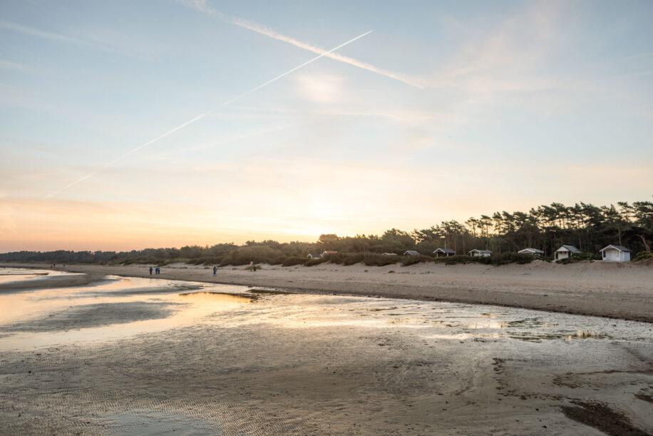 Sandstranden vid Riviera, Båstad