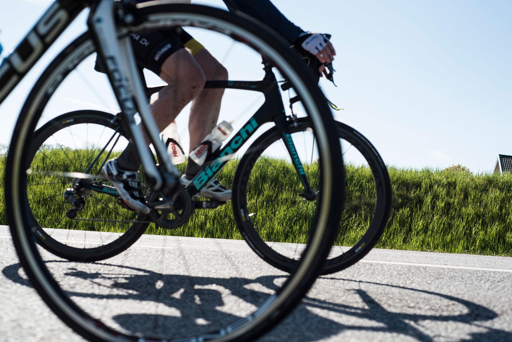 Cykelpaket för hela cykelklubben