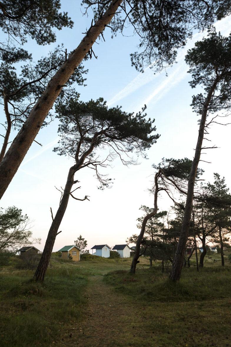 Strandhyddor Rivera, Båstad